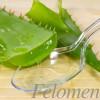 Эффективная и полезная алоэ-маска для восстановления волос