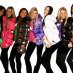 Модные пуховики зима 2015: женские модели