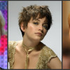 Современные стрижки для круглого лица на короткие волосы с фото