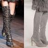 Модные зимние сапоги 2014-2015 для женщин
