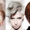 Ассиметричные стрижки на короткие волосы: фото звезд