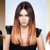 Эффектный балаяж на темные волосы: 23 фото