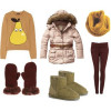 С чем носить угги зимой? Фото 24 модных комбинаций