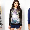 Модные женские свитшоты (30 фото). С чем носить женские свитшоты
