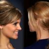 Модные прически с начесом на средние волосы — фото и пошаговая инструкция