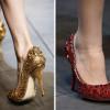 Модные туфли 2015 для женщин — фото, фасоны и материалы