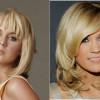 Женственная стрижка Рапсодия на средние волосы (Фото)