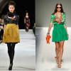 Модные юбки 2015 года — фото, цвета и фасоны