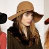 Стильные женские шляпы весна 2015