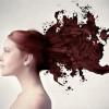 Цвет волос «Молочный шоколад» — кому подходит, фото звезд