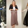 Стильные юбки для полных женщин с фото