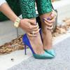 Яркие, модные и классические туфли лодочки на шпильке (Фото)