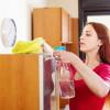 Быстрая чистка мебели в домашних условиях содой