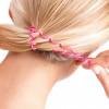 Силиконовые резинки-спиральки для волос
