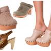Модная женская обувь мюли. Фото моделей