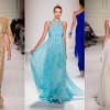 Вечерние коктейльные платья 2016 —  фото, новинки, идеи