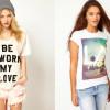 Самые модные женские футболки 2016 года (30 фото)