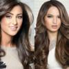 Холодный коричневый цвет волос: фото, краски