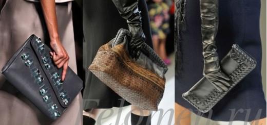 модные сумки осень 2014