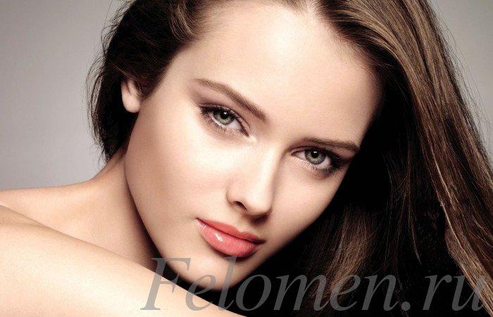 макияж глаз фото