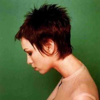 боб прическа на короткие волосы