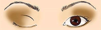 макияж для карих глаз с нависшим веком