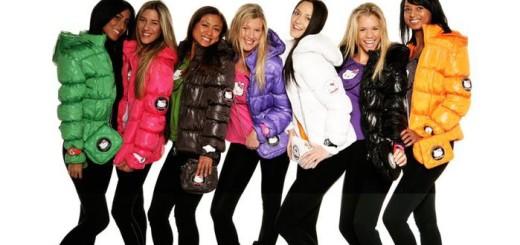 модные пуховики зима 2015 женские
