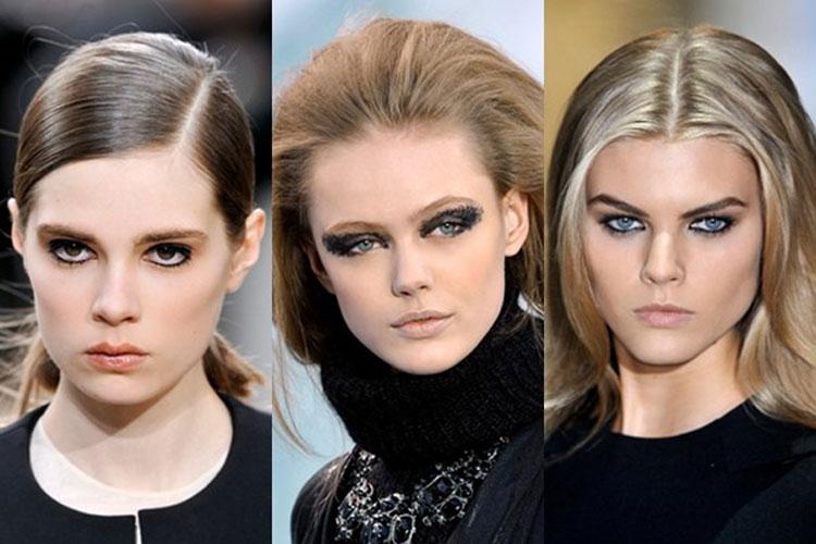 осенний макияж 2014