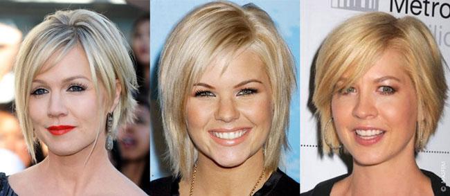 Фото блондинки без лица с короткими волосами