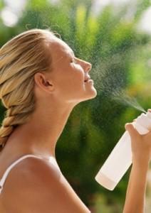 термальная вода для макияжа