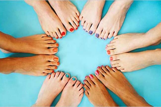 вросшие ногти
