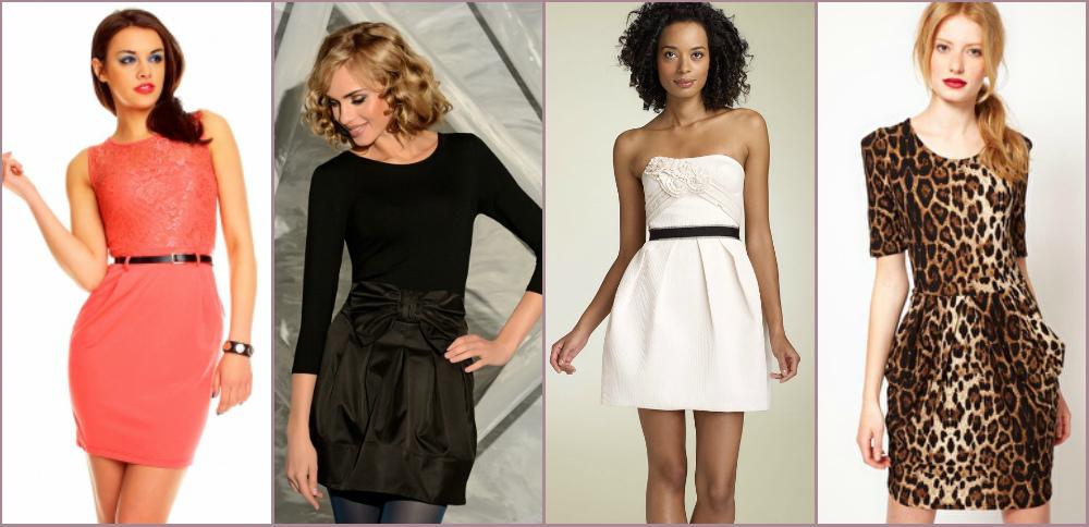 Платья фото короткие модные