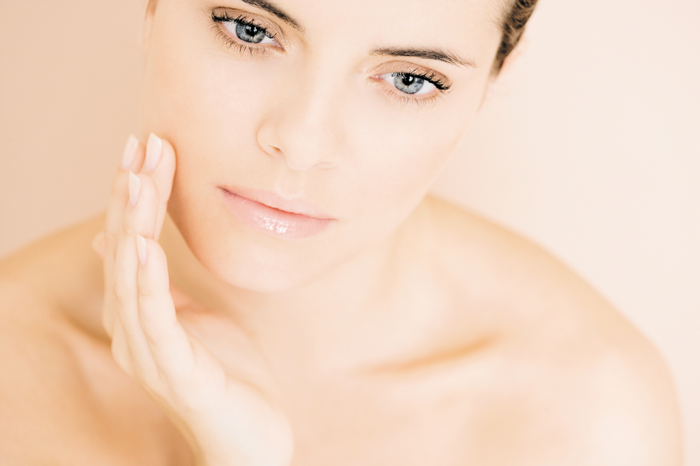 здоровая кожа в 20-25 лет