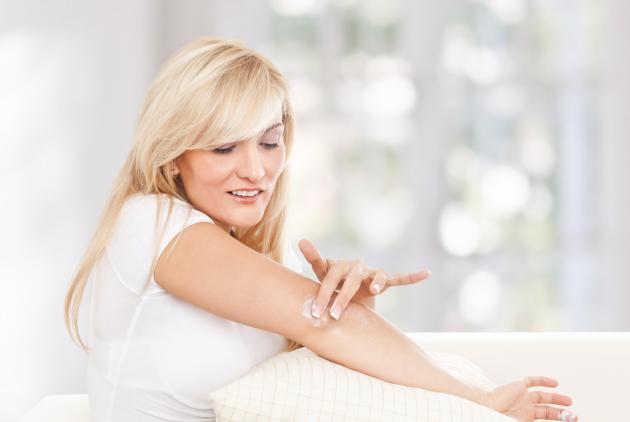 сухие локти причина и лечение