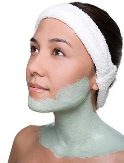 маски для создания эластичной кожи на подбородке