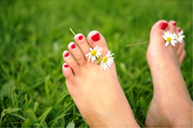 сухие мозоли на пальцах ног лечение