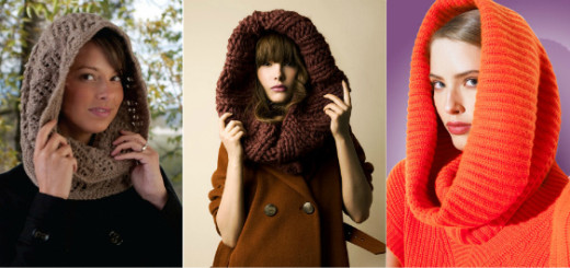 Шарф снуд: как носить фото модных сочетаний
