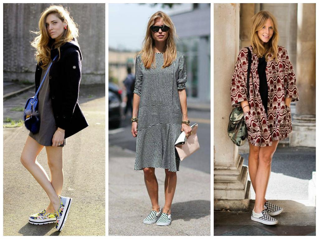 модные кеды для женщин
