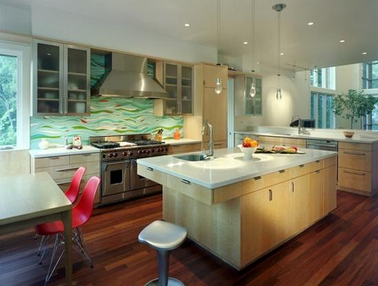 - Exceptional backsplash kitchen interiors artistic look ...