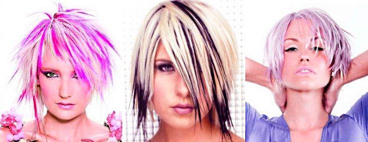 оригинальные способы окрашивания блондинок
