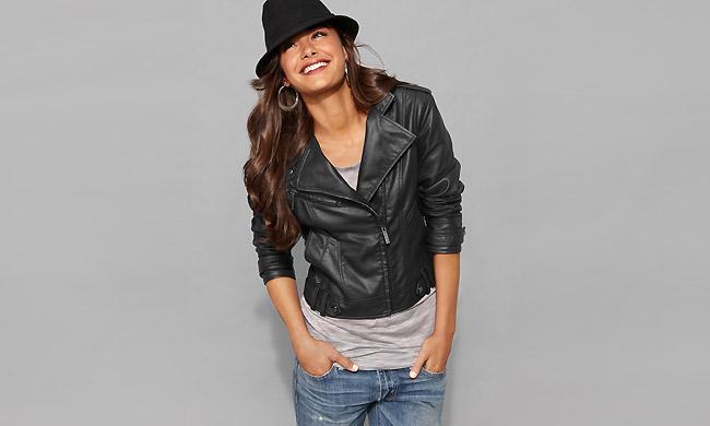 кожаные куртки 2015 женские фото