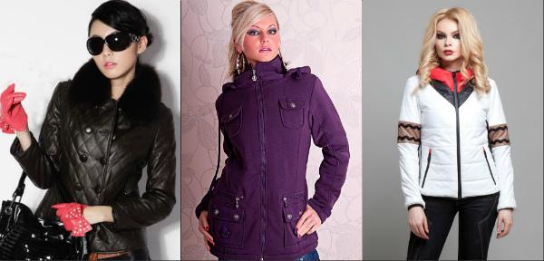 Весенние куртки 2015 женские - модные тенденции (Фото) Феломена