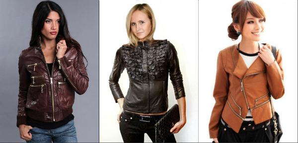 весна фото 2015 куртки кожаные