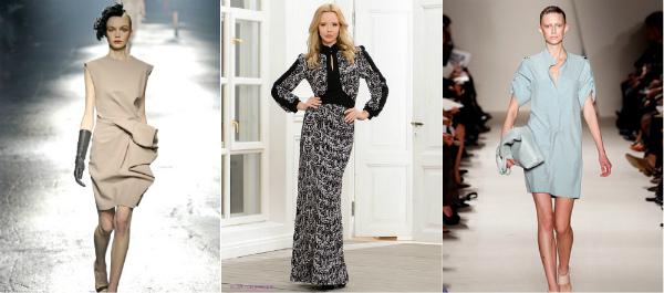 Фото моделей платьев: