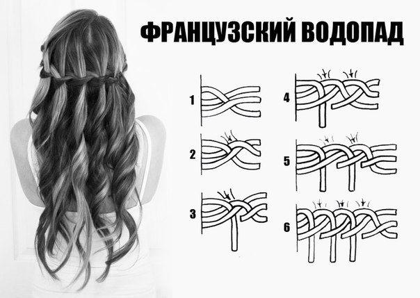 подробную схему плетения.