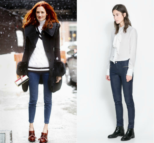 ботинки челси женские фото