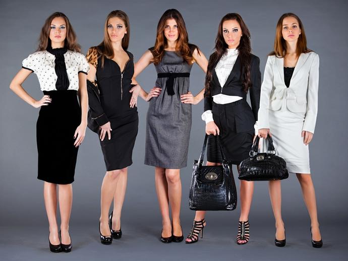 офисный стиль одежды для девушек фото 2015