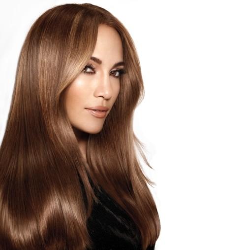 Окрашивание волос в шоколадный цвет фото