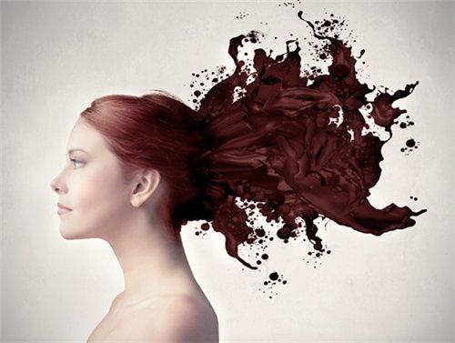 молочный шоколад цвет волос фото