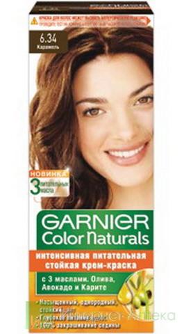 Карамель краска для волос